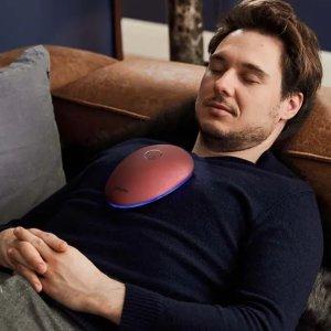 低至5折 按摩坐垫仅€44放松减压专场 颈肩腰背按摩 缓解疲劳 力度到位 科技改变生活