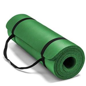 $21.89(原价$53)Spoga 超厚防滑高密度优质瑜伽垫