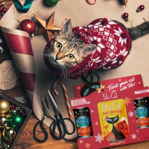 $19.99Tiki Cat 限量版圣诞豪华猫咪礼包