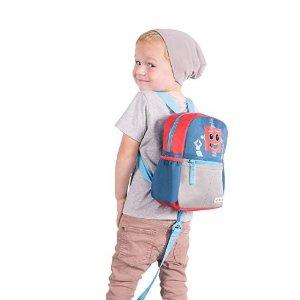 $9.04起Alphabetz 儿童2合1书包,带防走失绳