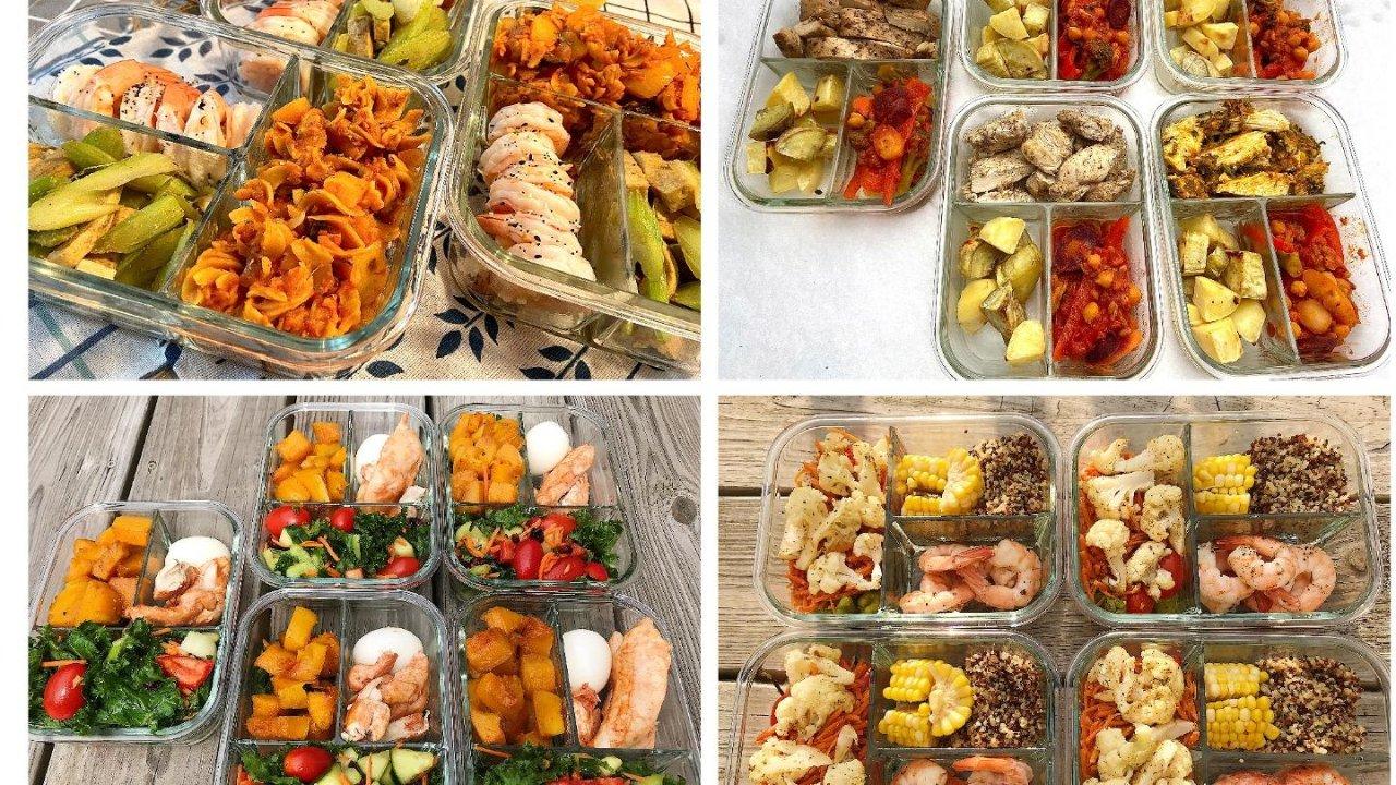 新年一起增肌减脂💪 备餐超全攻略+心得分享