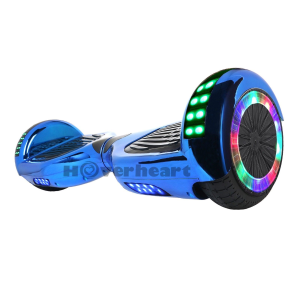6.5'' Hoverboard Bluetooth Speaker LED STAR FLASHING WHEELS Scooter