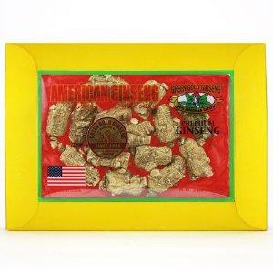 Buy 1 Get 1 FreeShort American Ginseng Extra Large 3oz box