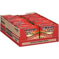 Maruchan 泰式辣酱鸡肉口味方便面 3.0 Oz 24袋装