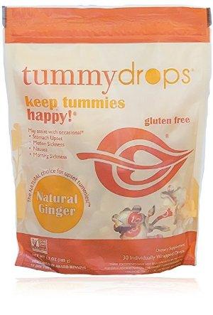 Tummydrops 姜味防孕吐糖(30粒)