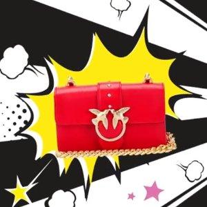 满额7折 £143收Pinko燕子包Forzieri 全场大促 收Marni、Pinko、Marc Jacobs等