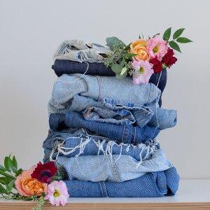 7折 $70起收ABrand Jeans限今天:Myer 女士牛仔裤闪促 Levis's CK等$28起收