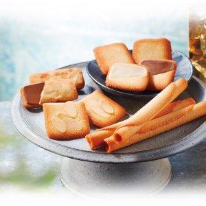 7.5折 $15起 无门槛包邮Yoku Moku 日本高人气雪茄蛋卷、饼干礼盒限时促销