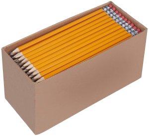 $9.99AmazonBasics #2 HB铅笔 150支 已削