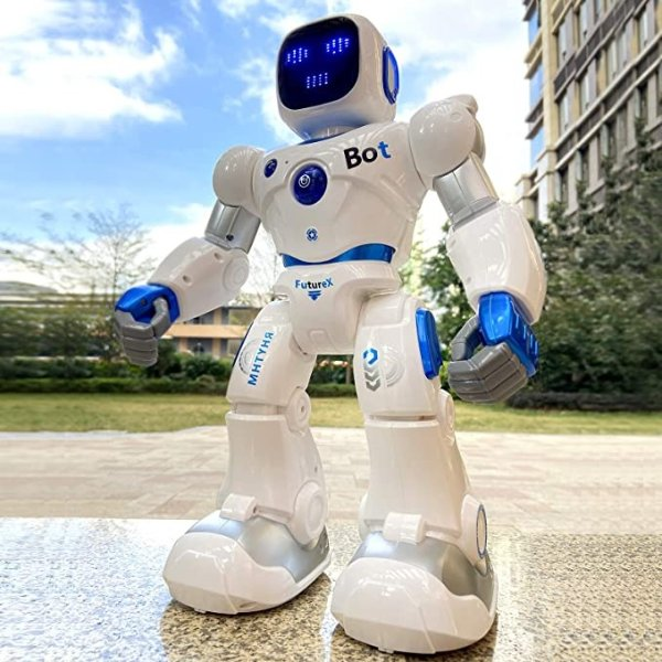 儿童智能可编程交互式RC机器人