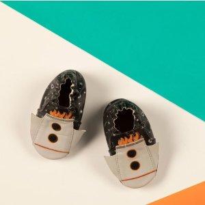 5折起 学步鞋$15.99Robeez 可爱婴儿学步鞋促销 助力宝宝迈出人生第一步