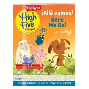 Highlights High Five 2-6岁双语杂志