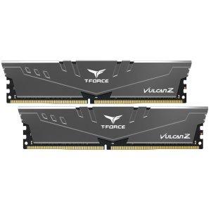 $49.99黑五开抢:Team T-FORCE VULCAN Z 16GB (2 x 8GB) DDR4 3000 C16 内存
