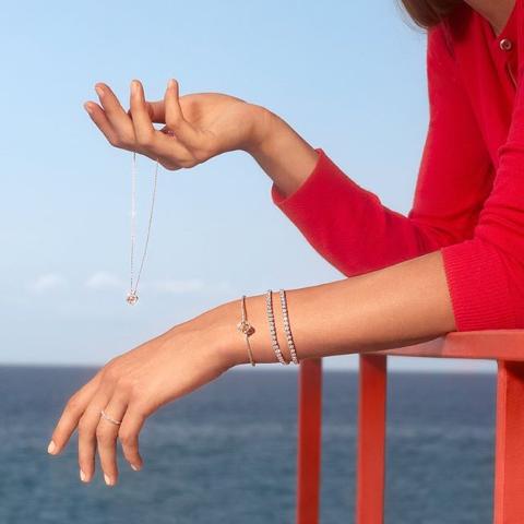 低至5折 £38收蓝天鹅手链独家:Swarovski 专场热卖,收天鹅、水晶钥匙项链