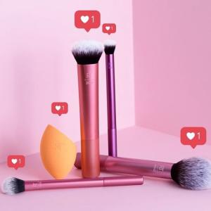6折 低门槛包邮Real Techniques精选化妆工具热卖 入美妆蛋