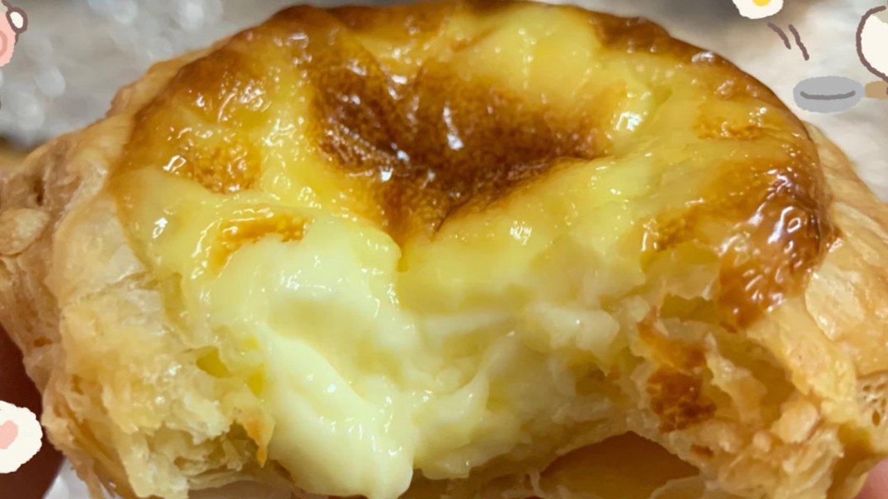 快手葡式蛋挞 (超滑嫩配方)| 万用酥皮制作版