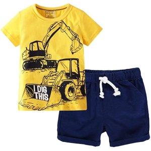 Amazon.com Toddler & Little Boys T-Shirt Sets