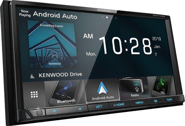 Kenwood DMX7706S CarPlay/Android Auto 7吋车载触摸屏