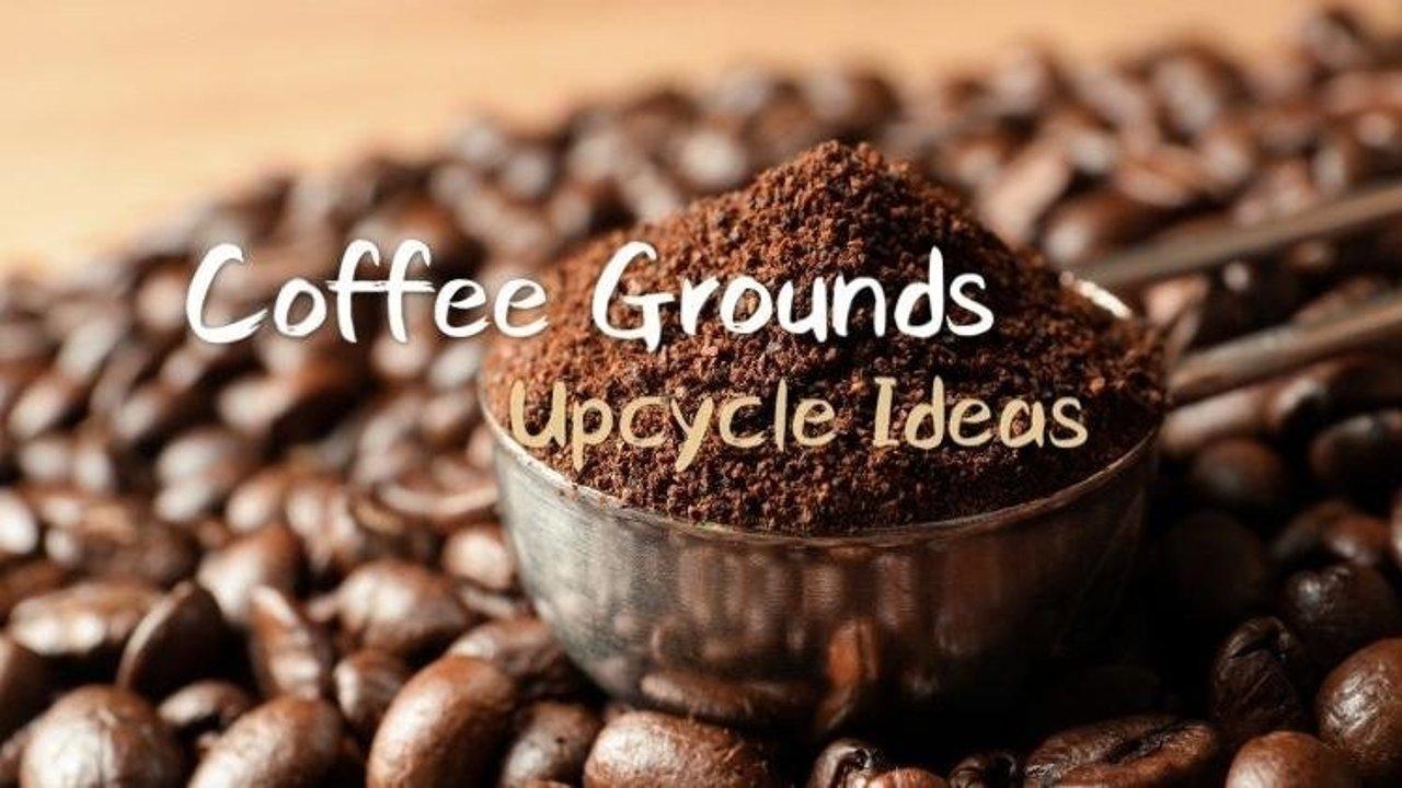 咖啡渣的18个妙用,修补家具划痕除异味防霉嫩肉...全靠它