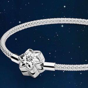 PANDORA Jewelry 全场首饰热卖 收哈利波特系列