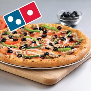 $1Domino's Hot Pick Bread Twists Special Deal