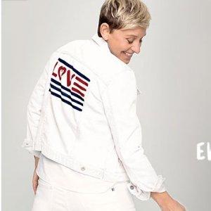 $5起EV1 From Ellen DeGeneres 精选女装热卖