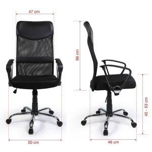 Moustache®高靠背办公座椅