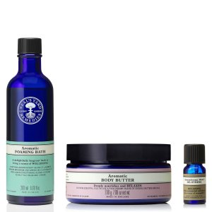 Neal's Yard Remedies7折!沐浴套装