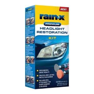 可返现 现价$9.97 (原价$17.97)Rain-X 高级车灯修复套装