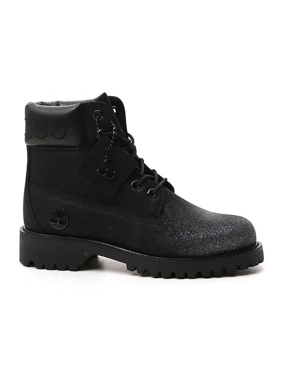 JC X Timberland工装靴