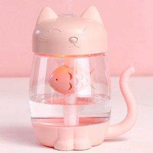 3折起+满减 封面猫咪加湿器只要¥42实用又有新意的好礼 送闺蜜送女友都适合