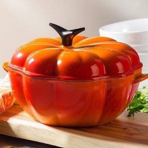 折后仅€148 两色可选Le Creuset 高颜值网红番茄锅居然打折了 2L容量 让做饭更快乐