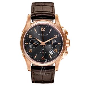 Hamilton Men's Jazzmaster Auto Chrono Watch Model: H32646595