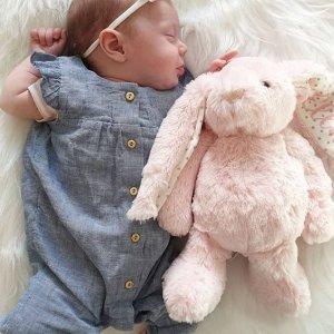 低至5折,毛茸茸玩具£17入My 1st Years 冬季大促 婴儿产品、毛绒玩具热卖