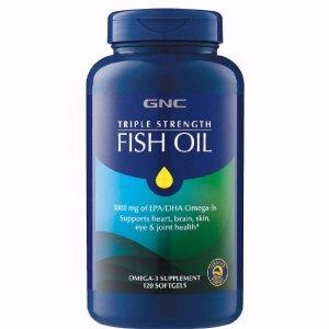 70% Off Fish Oil + 80% Off Grape SeedGNC Vitamin Supplement Sale