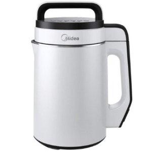 北美君撒福利 $1秒杀 (原价$79.99)MIDEA美的 全自动多功能不锈钢双层豆浆机 1.7L