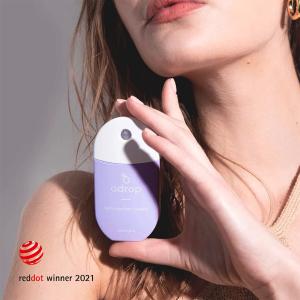 40ml仅€5.52 2021年红点获奖adrop 手部清洁喷雾 酒精含量70% 含芦荟精华 西班牙制造