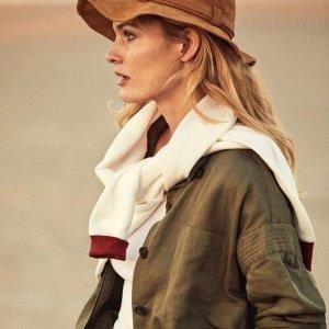 低至4折 收最实用针织Own the look 秋冬针织季中热促 小众设计拒绝撞衫