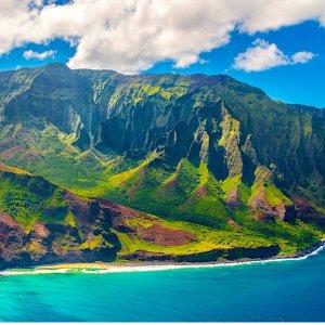 As Low As $277Oakland to Kauai Hawaii Roundtrip Airfare