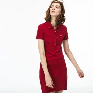 低至5折Lacoste 精选男女服饰冬季特卖