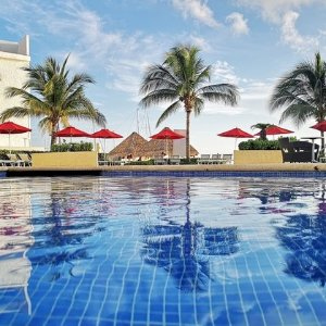As Low as $3593- or 6-Night All-Inclusive Cancún Bay Resort Stay