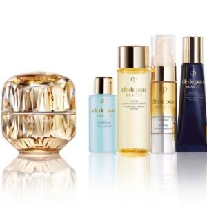 Up to $275 Off+GWPExtended: Cle de Peau Beaute Beauty Purchase