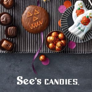 From $3.75Halloween Candy & Treats @ See's Candies
