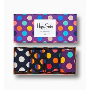 Happy Socks4双礼盒