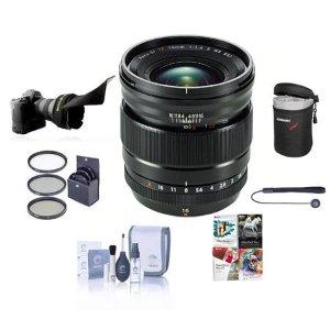 $699.00Fuji Sale: XF 16mm F1.4 R WR Lens $749, XF 90mm F/2 R LM WR Lens $699, & More