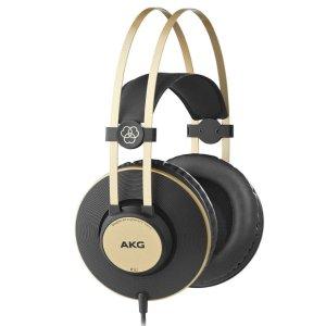 现价£39.99(原价£49)AKG Pro K92 专业监听级 封闭式耳机特卖
