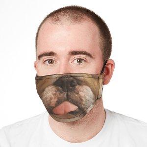 任意3个享6折IWOOT官网 可反复使用口罩热卖中 跟平凡的蓝白口罩说再见