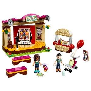 Lego好朋友系列  41334 安德里亚的公园表演