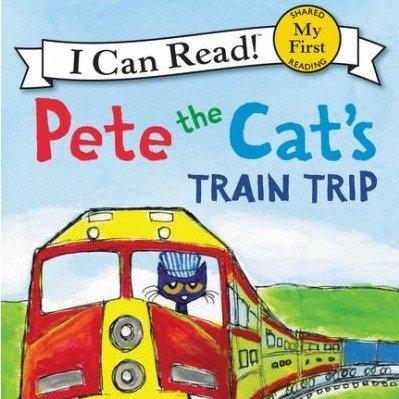 皮特猫的火车旅途