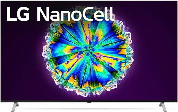 """NANO85 75"""" Nano 8 4K NanoCell IPS 智能电视 2020款"""